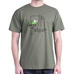 Notepad++ Dark T-Shirt