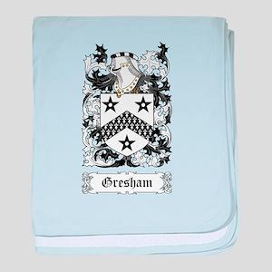 Gresham baby blanket