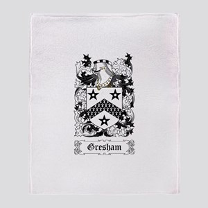 Gresham Throw Blanket