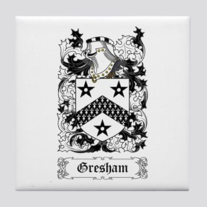 Gresham Tile Coaster