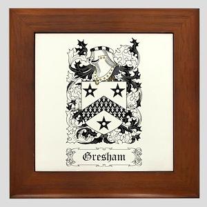 Gresham Framed Tile