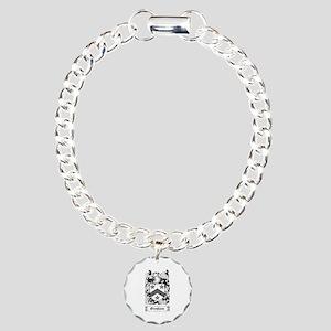 Gresham Charm Bracelet, One Charm