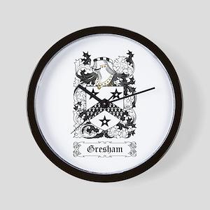 Gresham Wall Clock