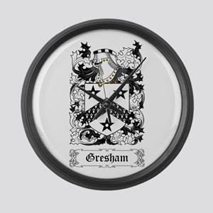 Gresham Large Wall Clock