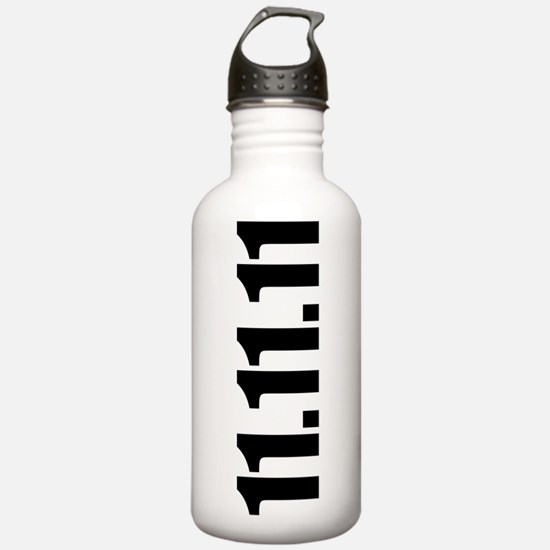 11.11.11 Water Bottle