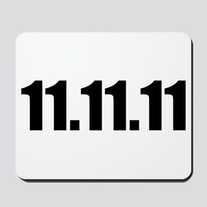 11.11.11 Mousepad