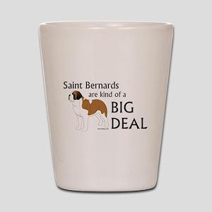Saints are a Big Deal Shot Glass
