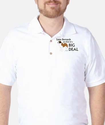 Saints are a Big Deal Golf Shirt