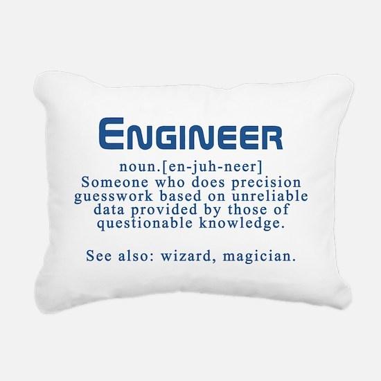 Unique Web development Rectangular Canvas Pillow
