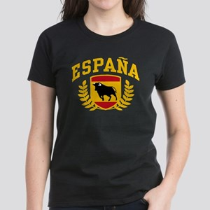 Espana Women's Dark T-Shirt