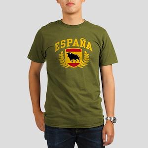 Espana Organic Men's T-Shirt (dark)
