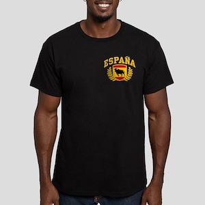 Espana Men's Fitted T-Shirt (dark)