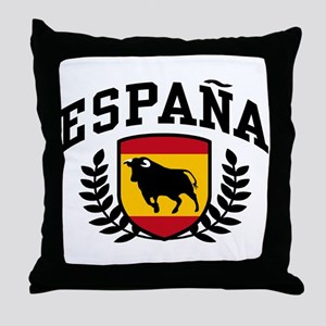 Espana Throw Pillow