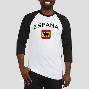 Espana Baseball Jersey