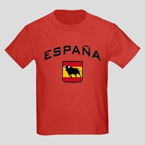 Espana Kids Dark T-Shirt