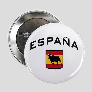 "Espana 2.25"" Button"