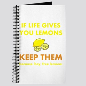 Life Gives You Lemons Journal