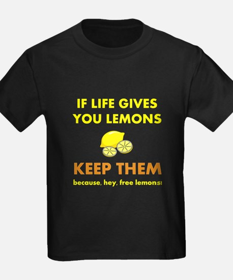 Life Gives You Lemons T