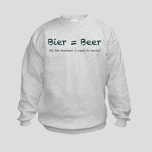 Bier Kids Sweatshirt