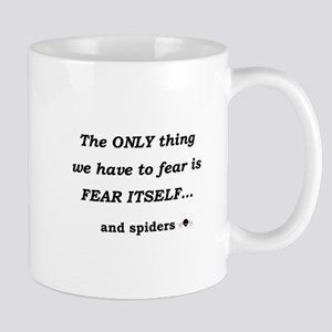 Fear Spiders Mug
