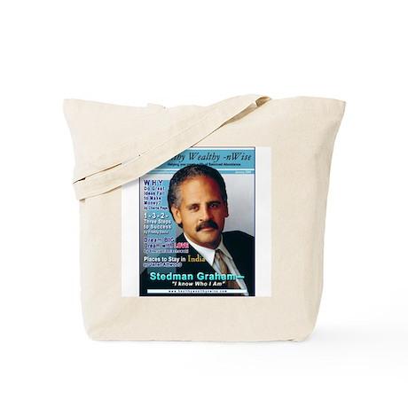 Stedman Graham Issue Tote Bag