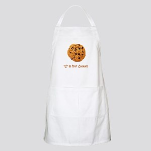 """""""C"""" Is For Cookie Apron"""