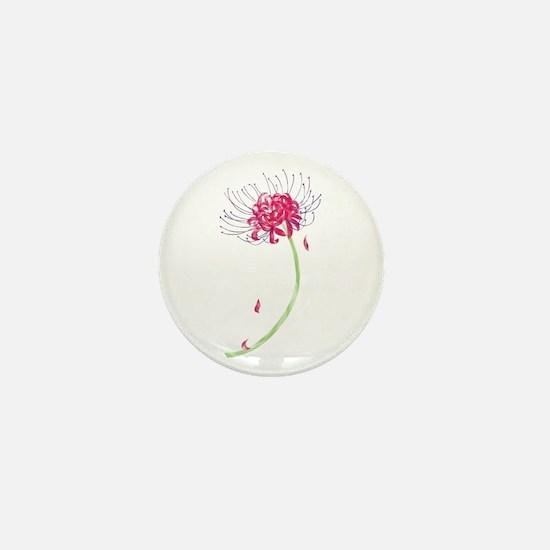 Funny Lily Mini Button