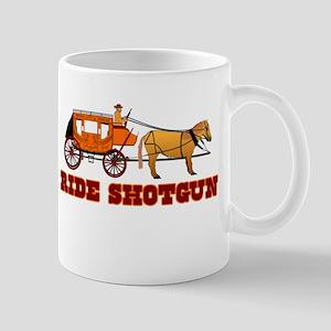 Ride Shotgun Mug