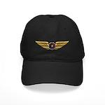 Wings of a Shrine Pilot Black Cap