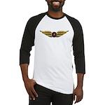 Wings of a Shrine Pilot Baseball Jersey