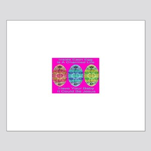 A Charmed Life Baby Girl Pink Small Poster