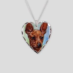 MinPin Necklace Heart Charm