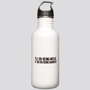 Nicer Stainless Water Bottle 1.0L