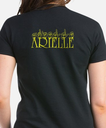 Arielle Women's Dark T-Shirt