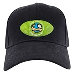 Earth Day Black Cap