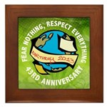 Earth Day Framed Tile