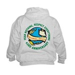 Earth Day Kids Hoodie