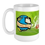 Earth Day Large Mug