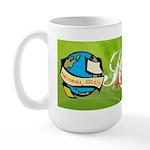 Earth Day Large Mug