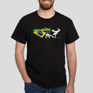 NEW Que Tem Firmeza Black T-Shirt