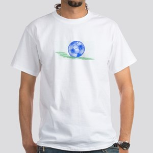 Girlz make passes White T-Shirt