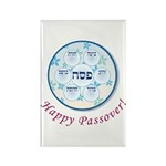 Passover Dish Rectangle Magnet (10 pack)