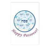Passover Dish Postcards (Package of 8)