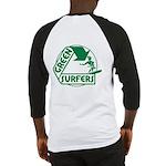 Green Surfers Baseball Jersey