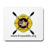 Fire Paddle Mousepad