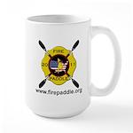 Fire Paddle Large Mug