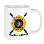 Fire Paddle Mug