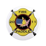 """Fire Paddle 3.5"""" Button (100 pack)"""