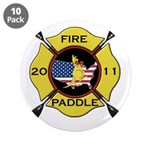 """Fire Paddle 3.5"""" Button (10 pack)"""