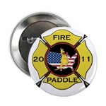 """Fire Paddle 2.25"""" Button (10 pack)"""